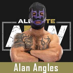 Alan Angels Aew