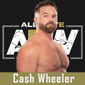 cash Wheeler aew 2020