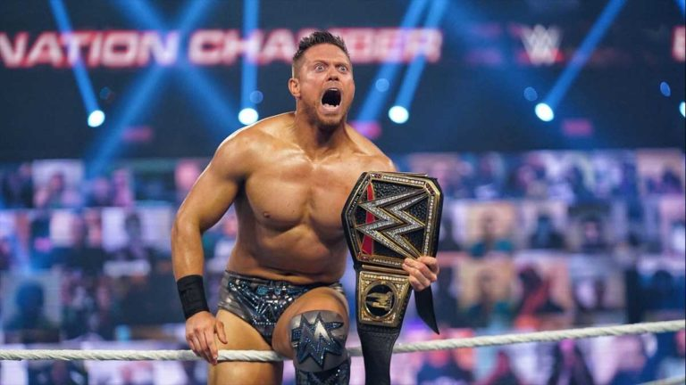WWE Star Miz Out of Action For This Year With A Torn ACL