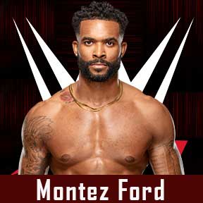 Montez Ford WWE 2020