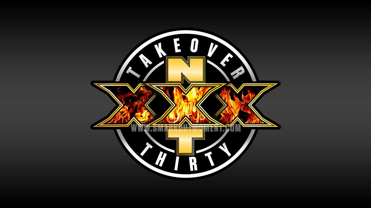 NXT TakeOver 30 logo