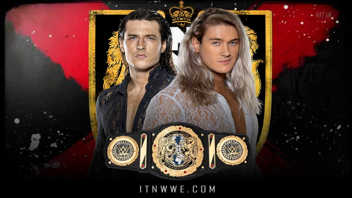 pretty-deadly-(lewis-howley-and-sam-stoker)-NXT-UK-Tag-Team-Champions-2021