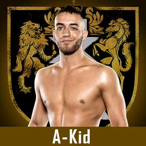 A-Kid WWE NXT UK Roster