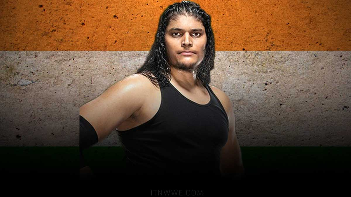 Dilsher Shanky WWE