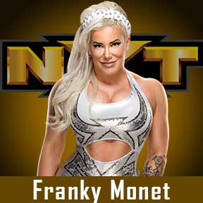 Franky Monet WWE NXT Roster