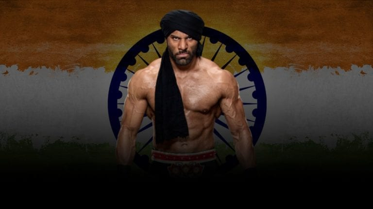 Jinder Mahal Forms an All-India Stable with Rinku & Dilsher Shanky