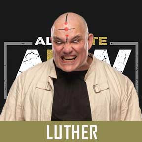 luther aew 2020
