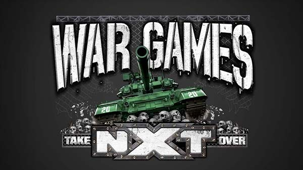 NXT TakeOver WarGames 2020 Poster