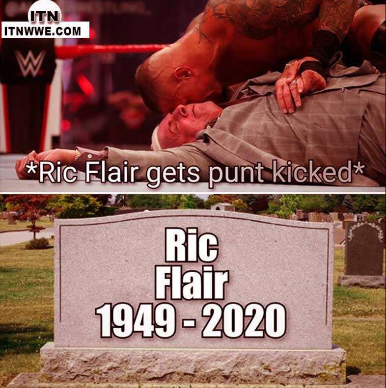 Rest In Peace Ric Flair