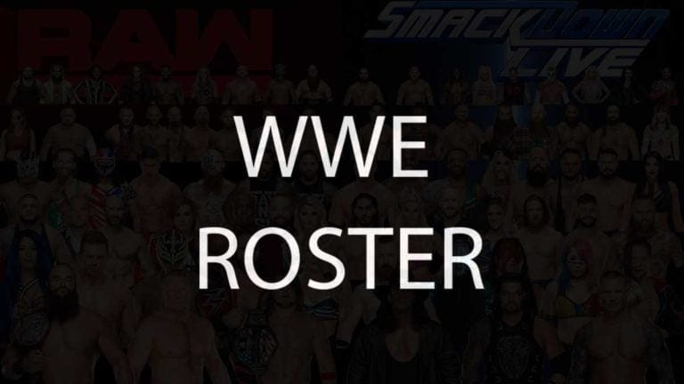 Full WWE Roster 2021 | Raw, Smackdown, NXT, NXT UK