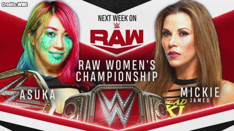 Champions vs Champions & Title Match Announced for RAW Next Week