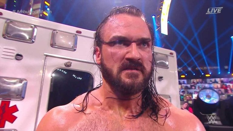 Clash of Champions: Drew McIntyre Retains WWE Title Over Orton