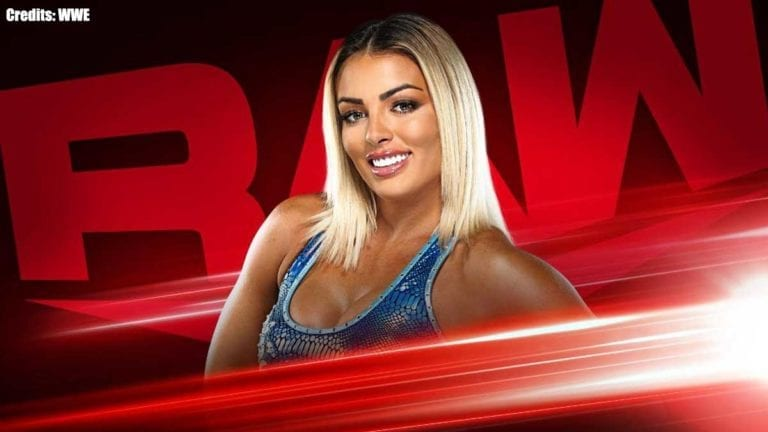 Mandy Rose Drafted To RAW As Miz Calls in Favor