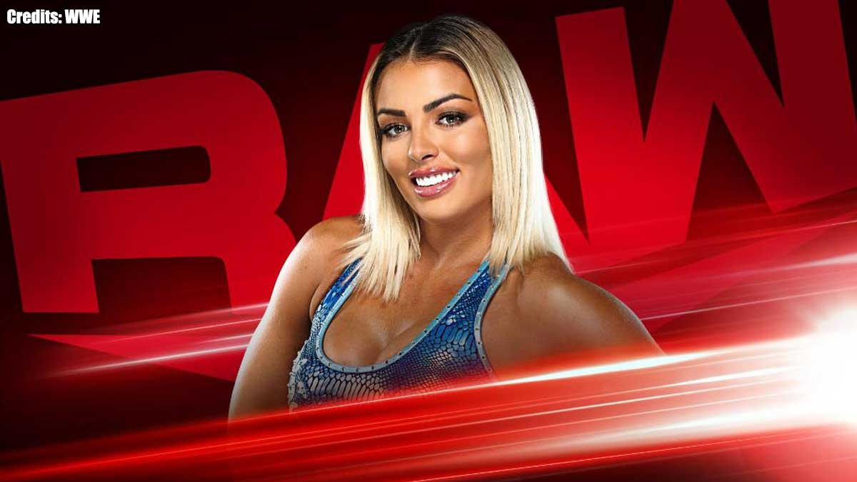 Mandy Rose Drafted to RAW