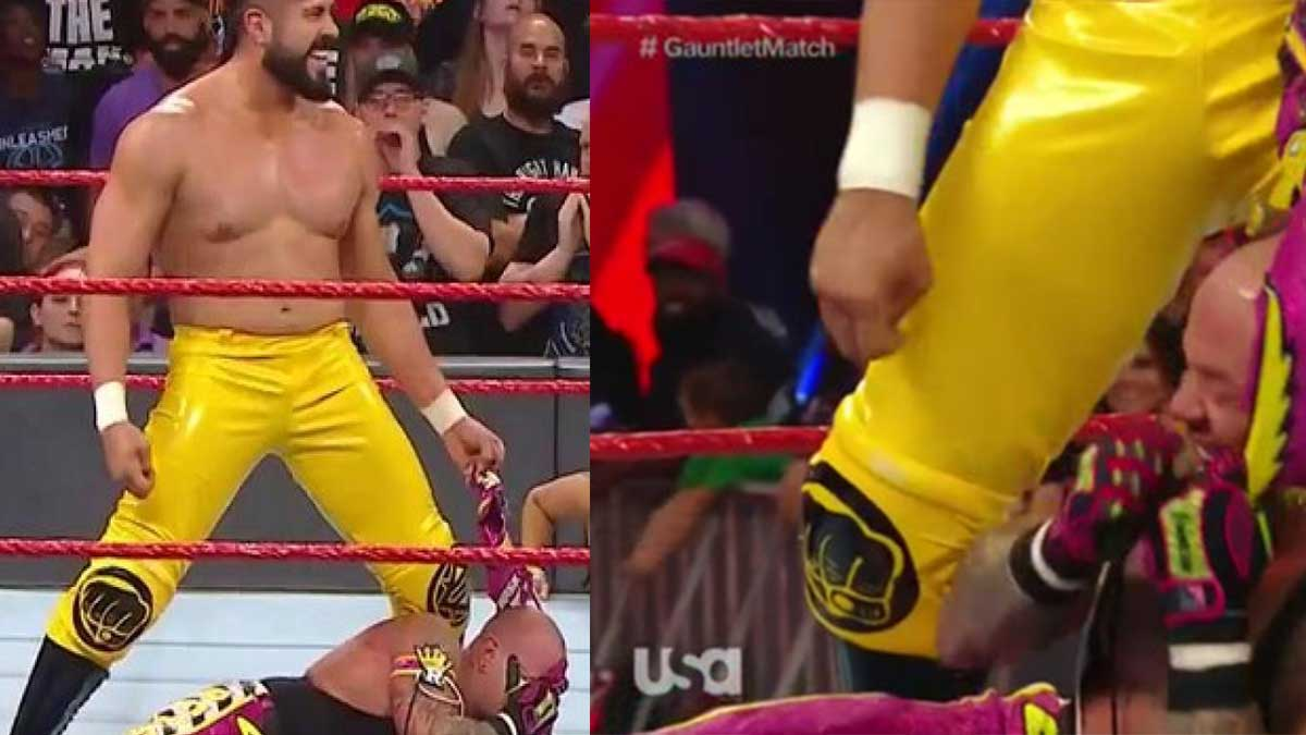 List of SuperStars Who Unmasked Rey Mysterio - ITN WWE