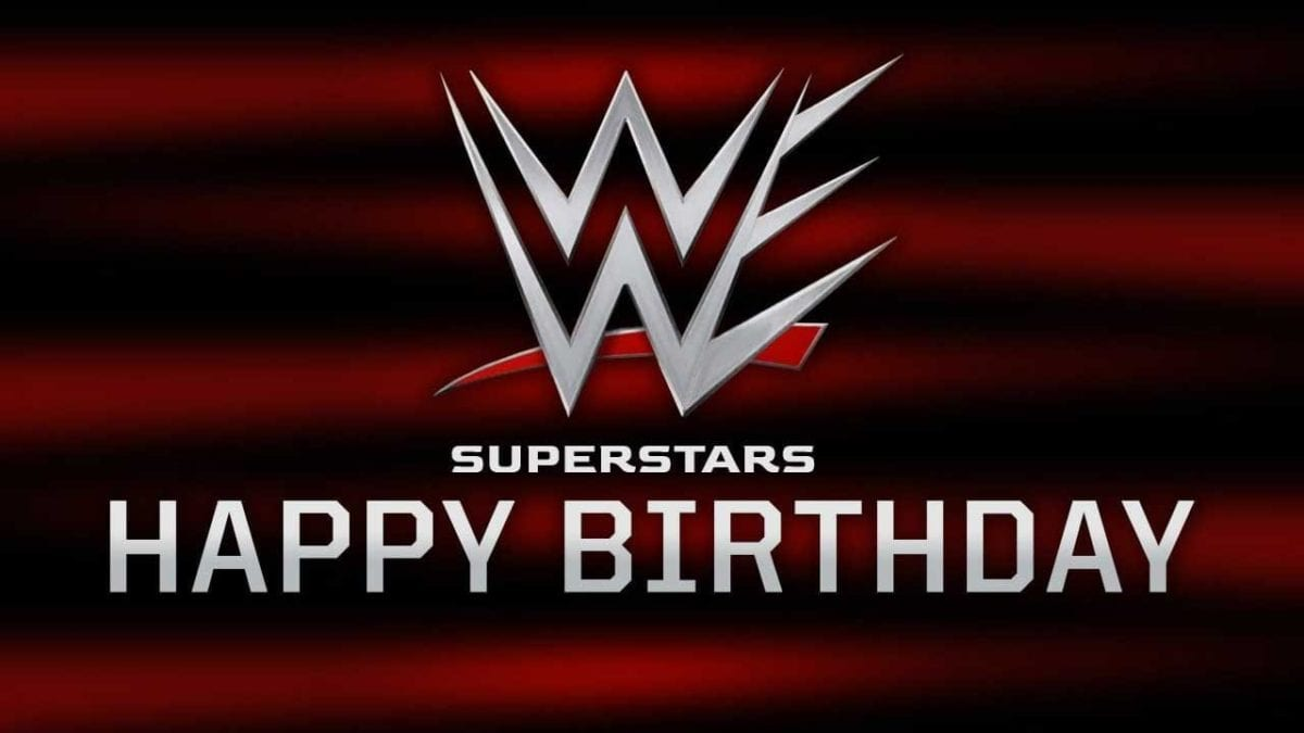 WWE superstars birthday