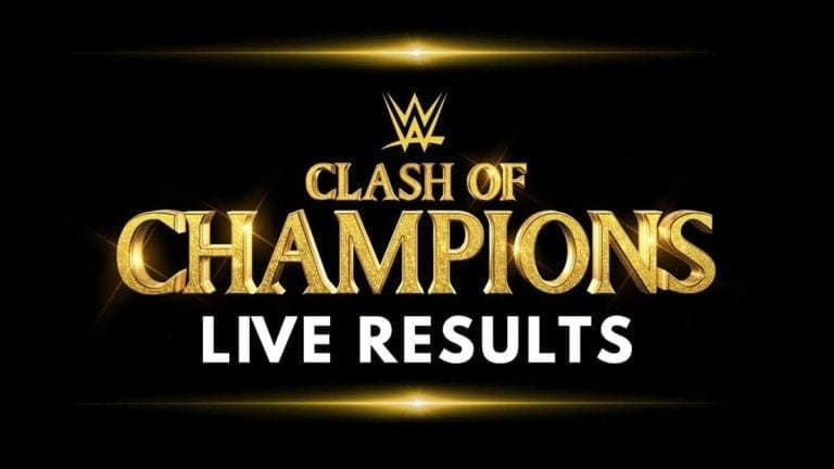 WWE Clash of Champions 2020 Live Results & Updates