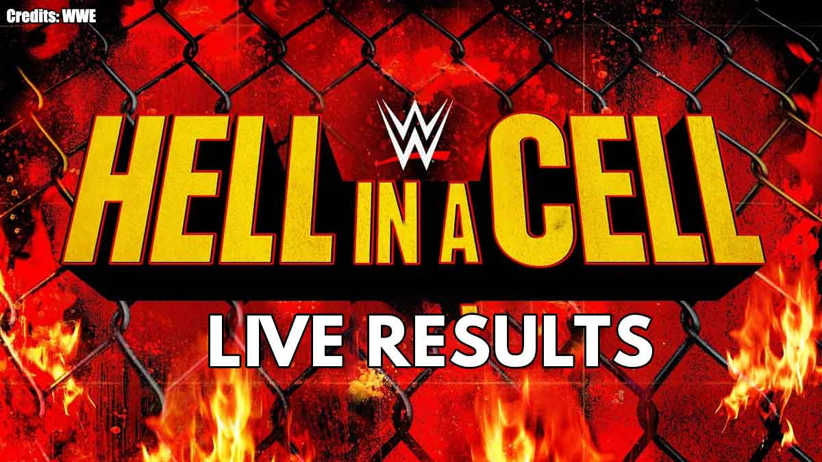 WWE Hell in a Cell 2020 Live Results & Updates