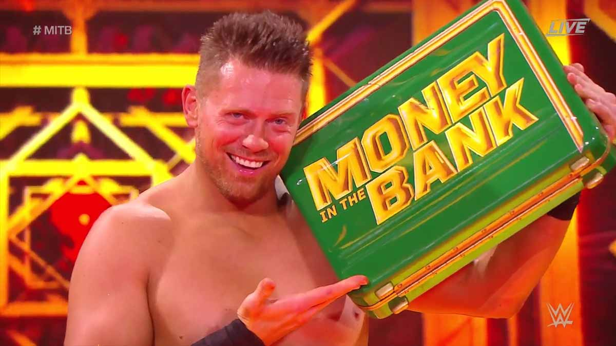 Miz Hell in a Cell 2020