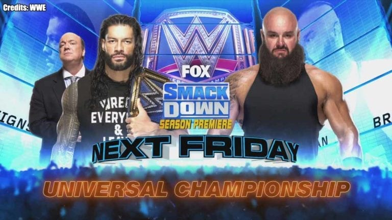 Big Title Match, New Day's Farewell Announced for SmackDown