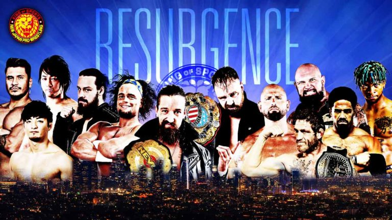 NJPW Resurgence 2021: Results, Match Card, Start Time, How To Watch