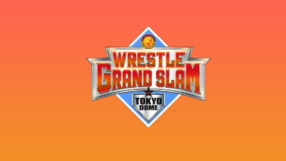 NJPW Wrestle Grand Slam 2021