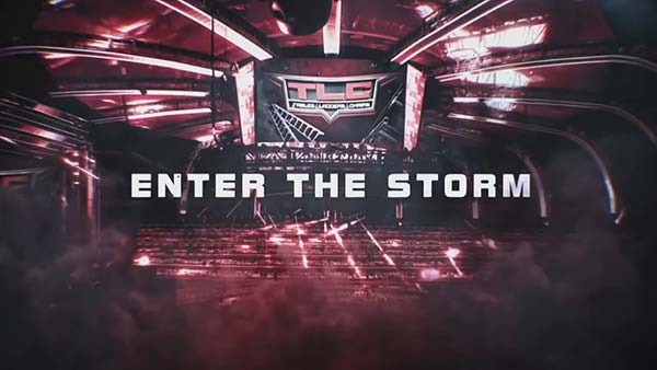 Tables Ladders & Chairs 2020: Enter the Storm