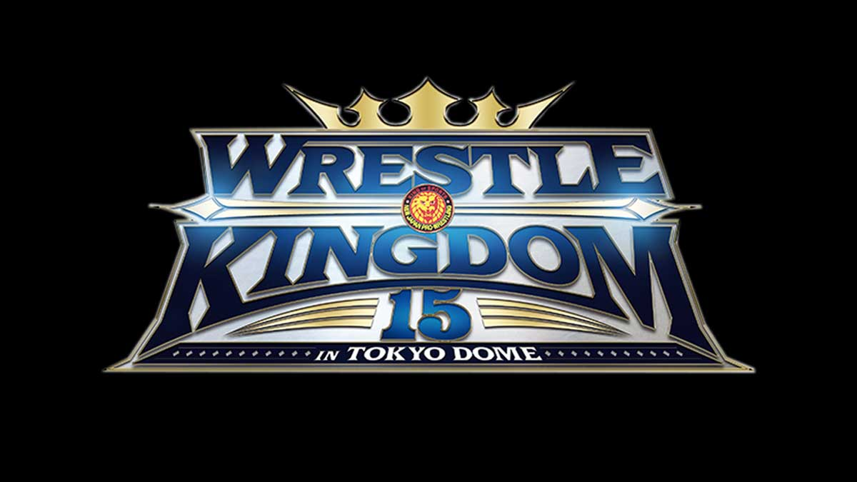 Wrestle-Kingdom-15 2021 poster