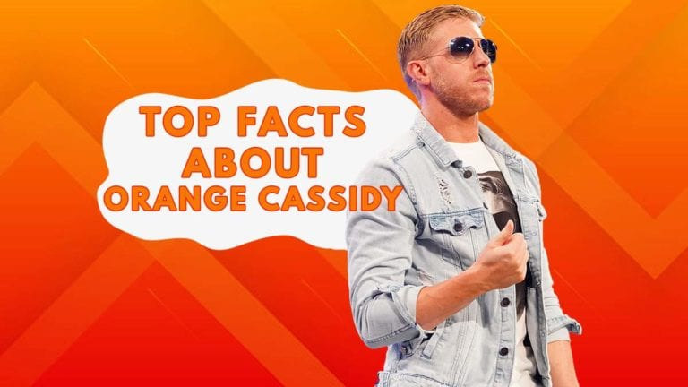 Orange Cassidy: 25 Must-Known Facts, Biography, Career Journey