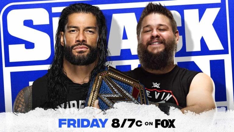 Universal Championship & More Matches Announced for SmackDown