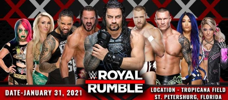 WWE Royal Rumble 2021 in India: Live Telecast, TV Channel, Online Streaming