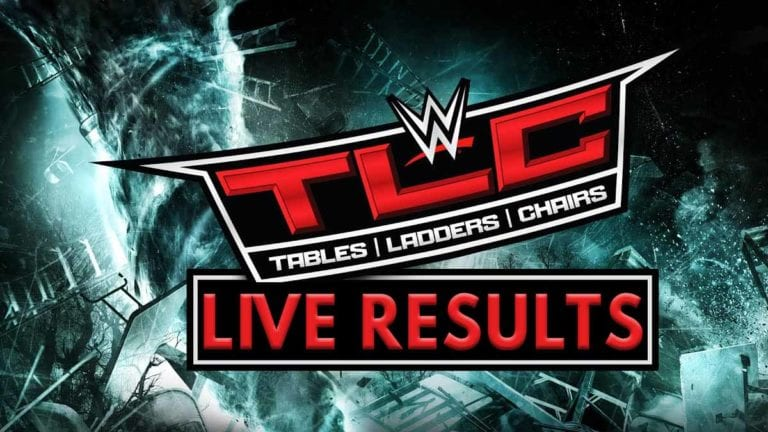 WWE TLC(Tables, Ladders & Chairs) 2020 Live Results, Updates & Grades- Tables