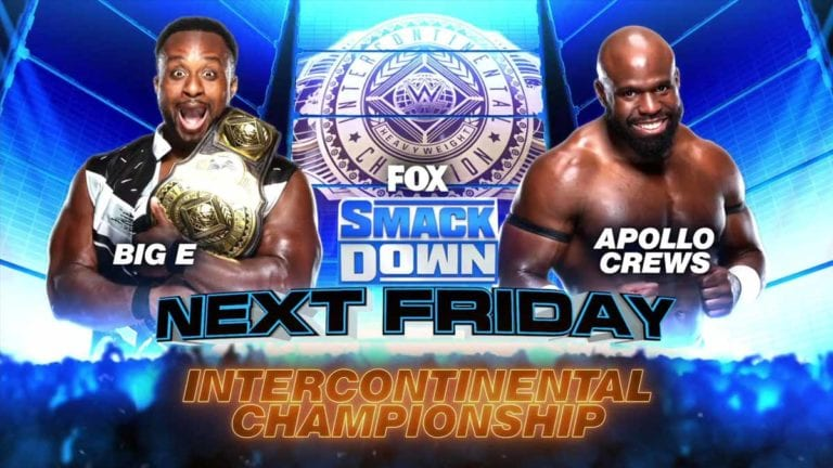 Big E's First Title Defense Set for Next Week SmackDown