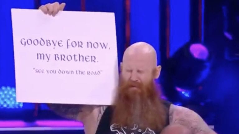 Erick Rowan Not Signed With AEW For Now!