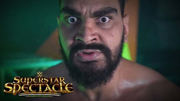 """WWE Releases """"Giant Zanjeer"""" Special Promo Video"""