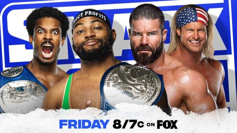 Another Title Match Set for SmackDown 8 January 2020 Episode