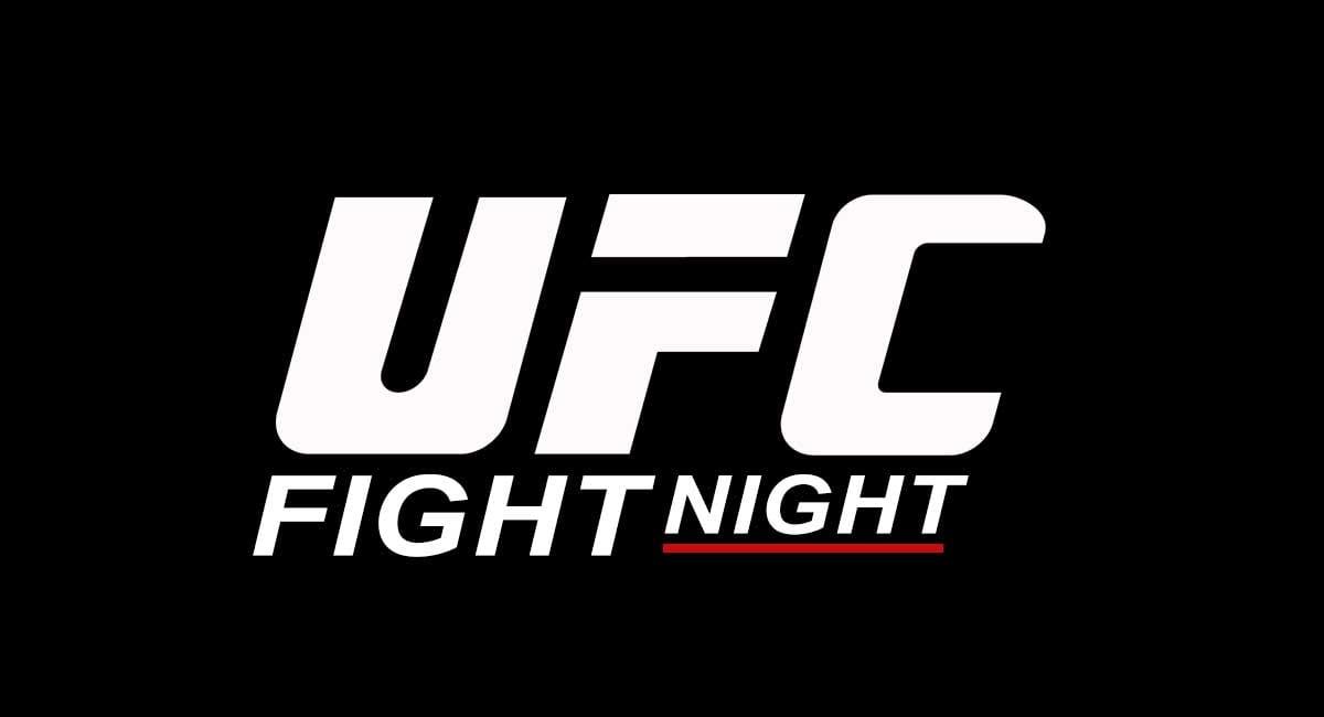 UFC-Fight-night-poster