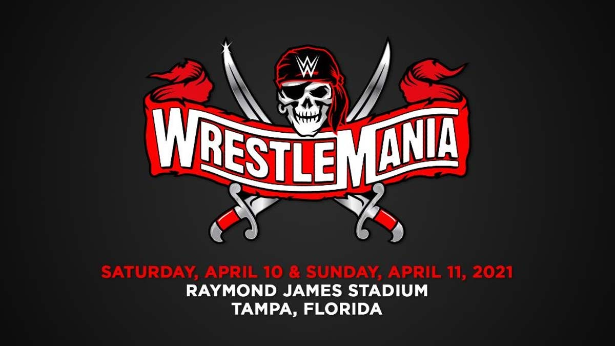 WrestleMania 37 Date & Location Changed
