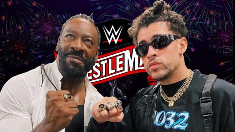 Bad Bunny To Feature at WrestleMania 37?