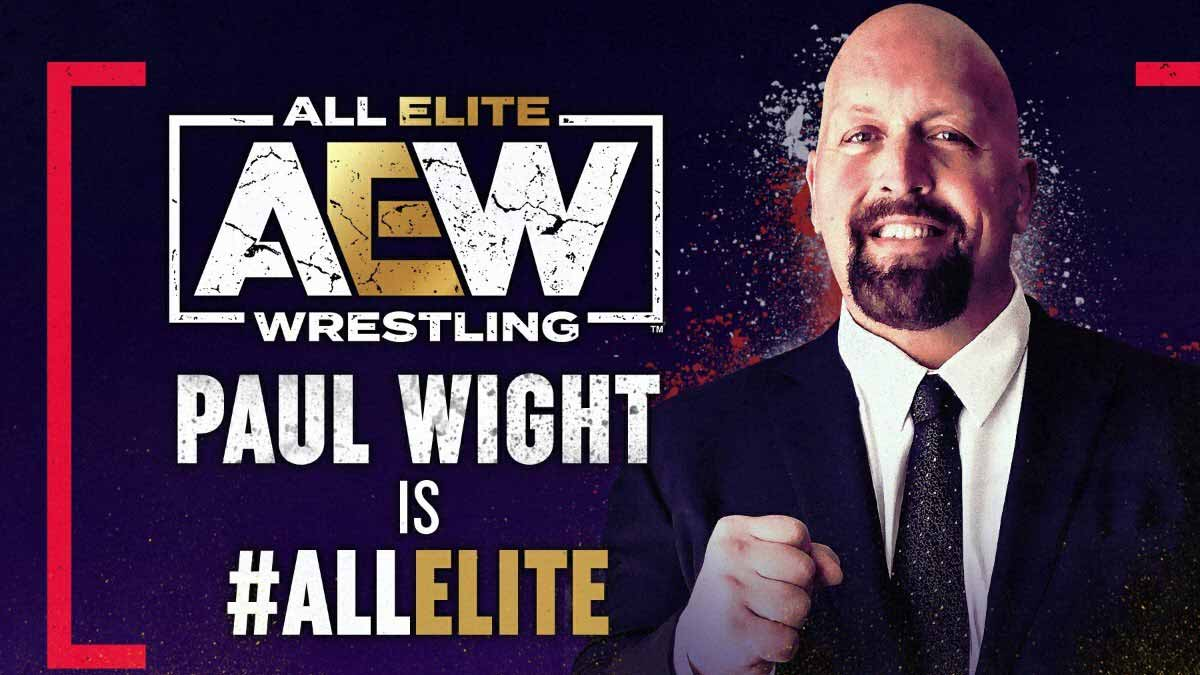 Big show Signs with AEW