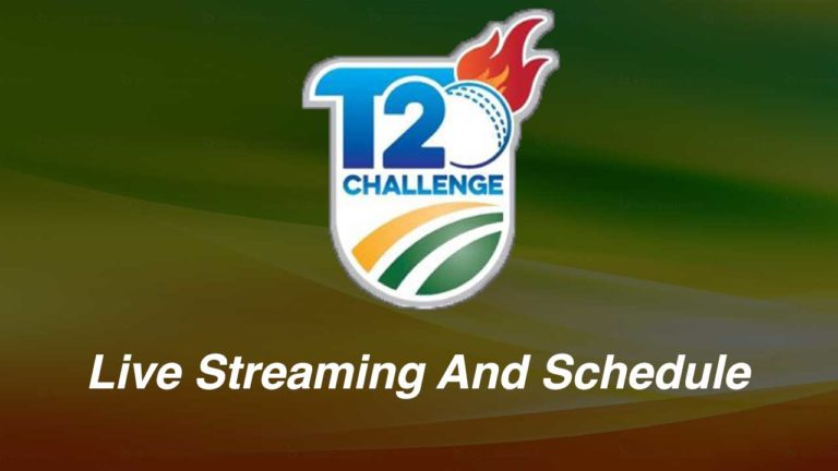 CSA T20 Challenge 2021: Live Streaming in India, Fixtures & Schedule