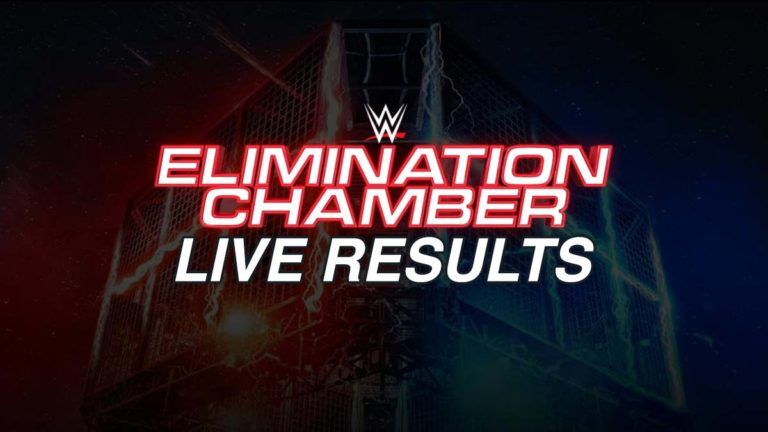 WWE Elimination Chamber 2021: Live Results, Winners, Updates, Highlights