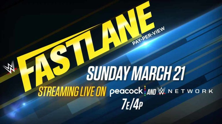 WWE Reveals 3 New Matches For WWE Fastlane 2021
