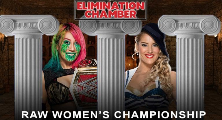 RAW Women's Title Match Announced for Elimination Chamber 2021