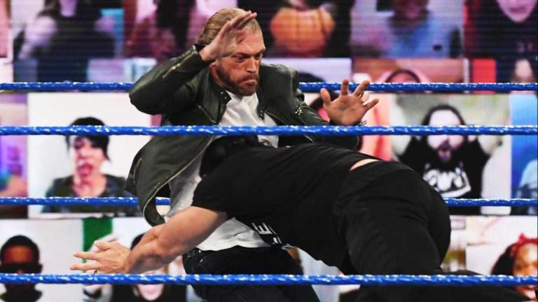Roman Sends Message as Edge Appears on SmackDown