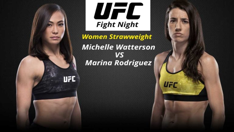 UFC Fight Night Rodriguez vs Waterson: 8 May 2021- Fight Card, How To Watch, Timings