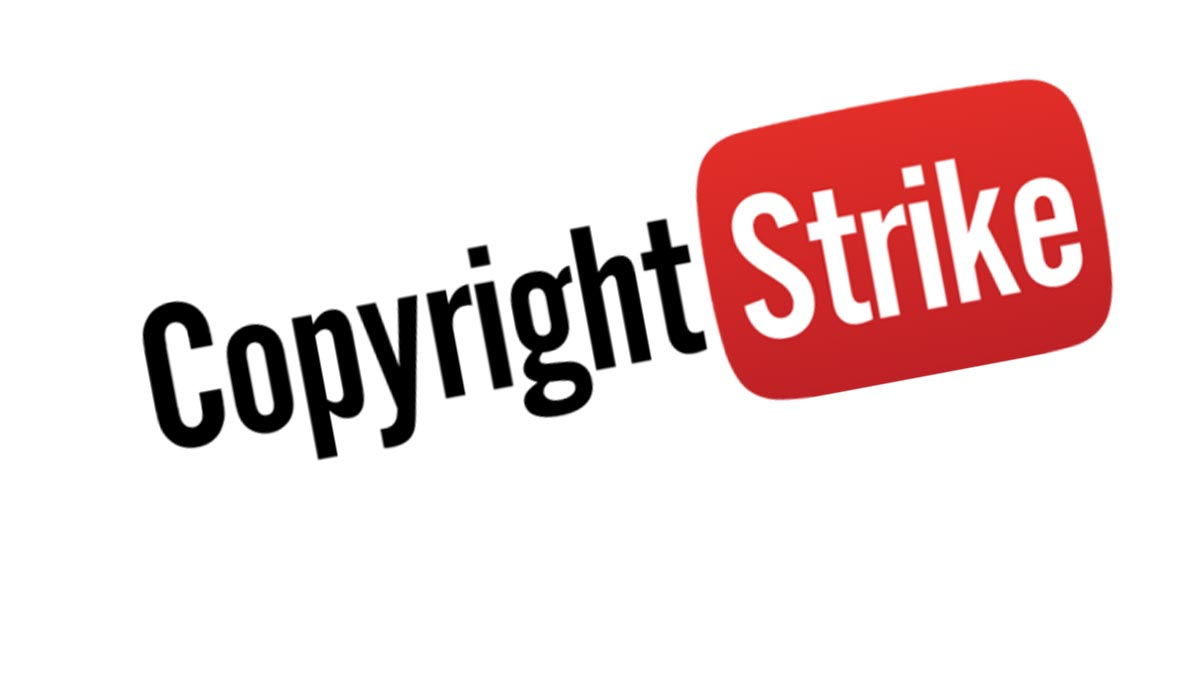 AEW Copyright Strike