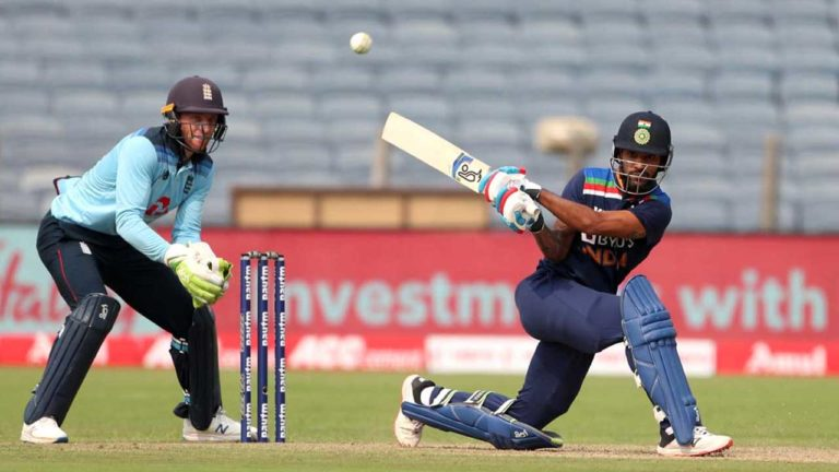 Ind vs Eng: Shikhar Dhawan Misses Century, Twitter Reacts