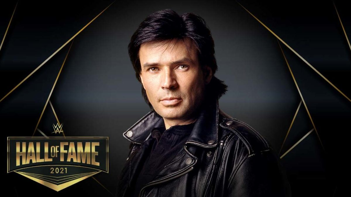 Eric Bischoff WWE Hall Of Fame 2021