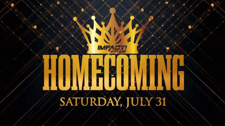 IMPACT Homecoming 2021- Results, Match Card, Date, Time, How to Watch
